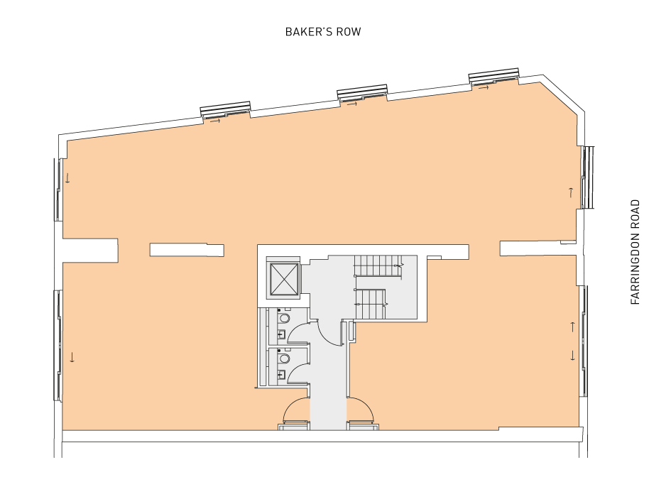 Scriptor Court fifth Floor Plan